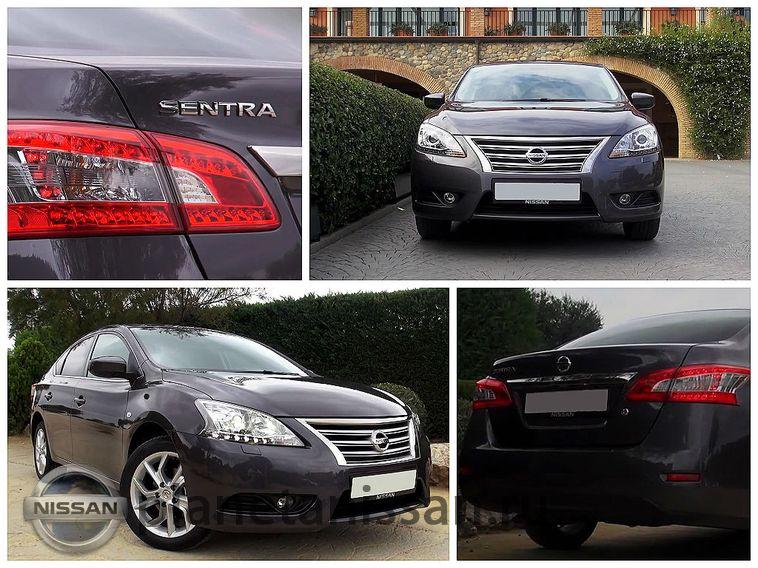 Другие виды Nissan Sentra 2014 года выпуска
