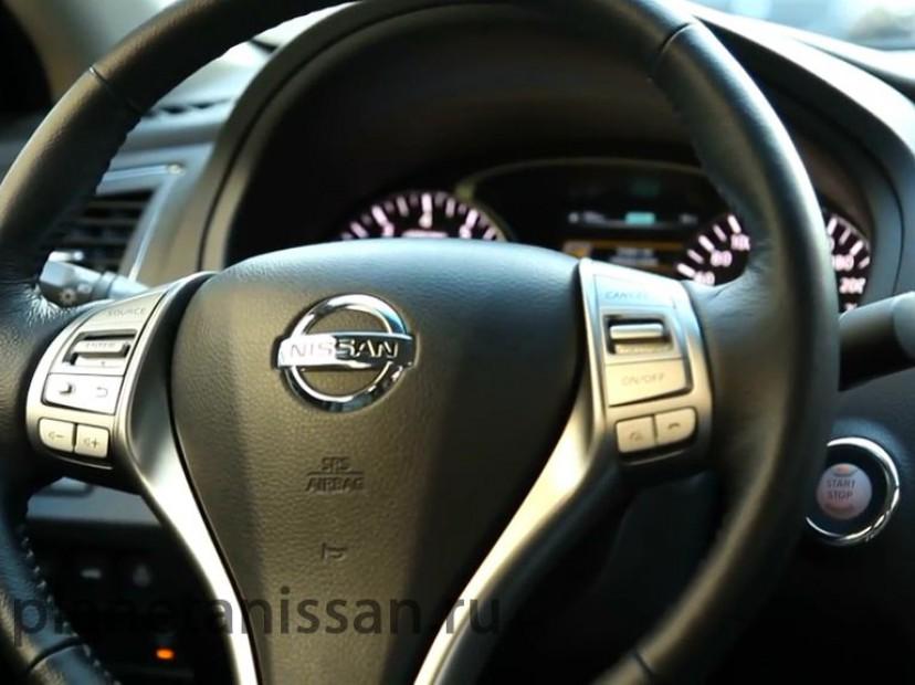 Руль Nissan Teana 2014