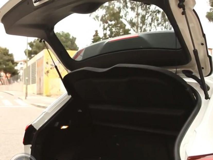 новый nissan qashqai фото двери багажника