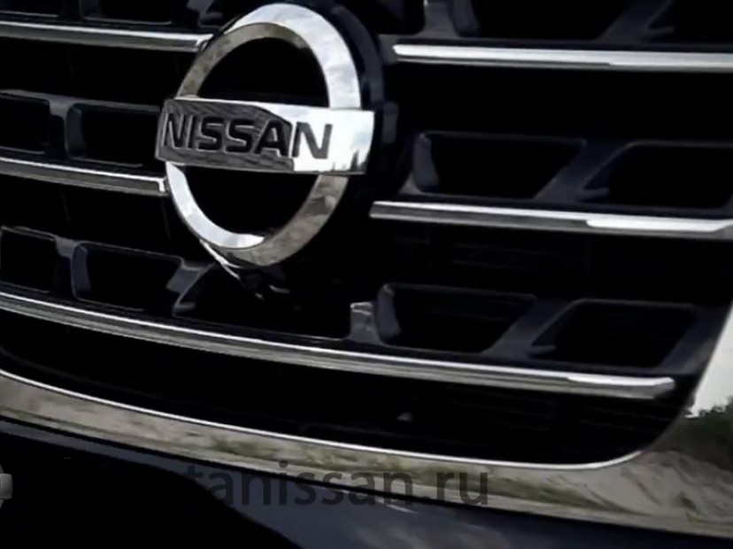 Фото логитипа Nissan Patrol 2014