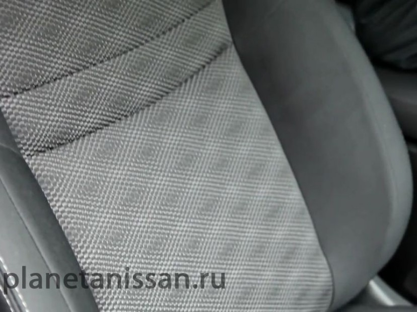 nissan qashqai фото обшивки сидений